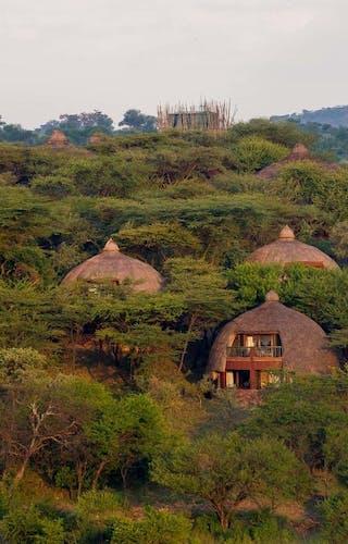 Serena Serengeti Safari Lodge Layout