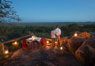 Serengeti Pioneer Dining