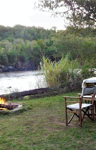 Serian Nkorombo Dinner Over The Mara