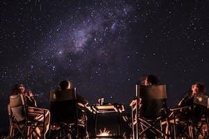 Serian Serengeti Fly Camping