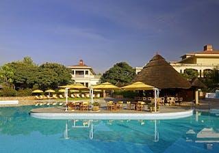Sheraton Addis Swimming Pool