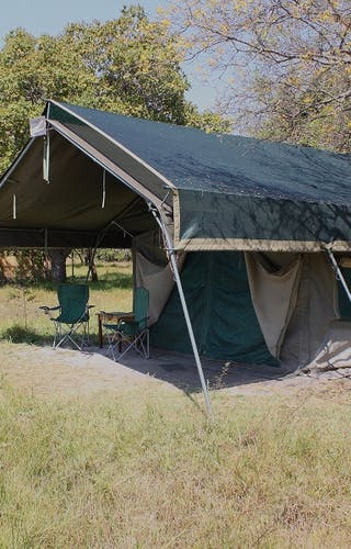 Shoebill Island Camp Tent