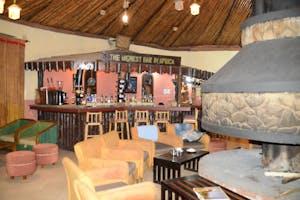 Simien Lodge Bar