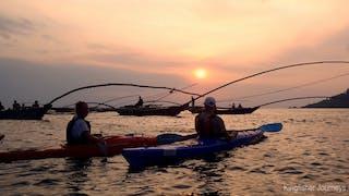 Singing Fishermen  Lake  Kivu