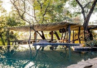 Singita Boulders Lodge Pool