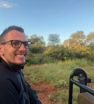 Sion On Safari
