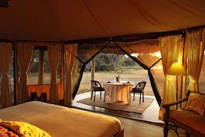 Siwandu Tent Veranda
