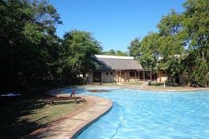 Skukuza Restcamp Swimming Pool
