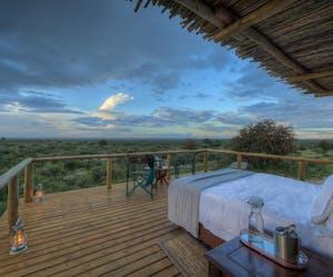 Sleep Under The African Sky Dinaka