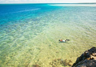 Snorkelling At Azura Quilalea