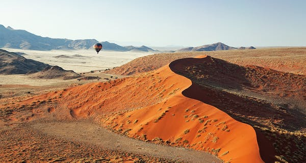 Sossusvlei Hot Air Ballooning