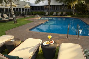 Southern Sun Ort Pool Area