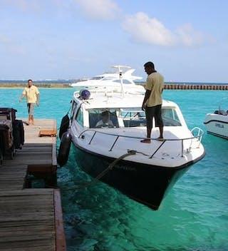 Speedboat Transfer