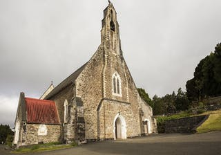 St Pauls Cathedral On St Helena Mantis Hotel