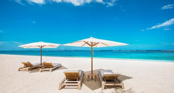 St Regis Mauritius Resort Relax On The Beach