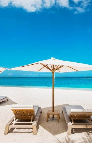 St Regis Mauritius Resort Relax On The Beach