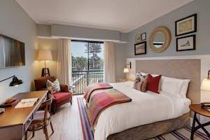 Strand Hotel Bedroom
