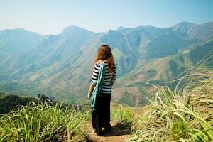 Stroll The Hills In  Munnar
