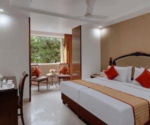 Suba Palace Bedroom