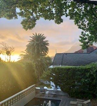 Sunrise At Trevoyan Cape Town