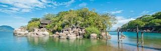 Lake Malawi Mumbo Island Kayak