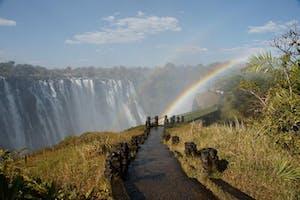 Sunway  Zambia  Victoria  Falls Bridge