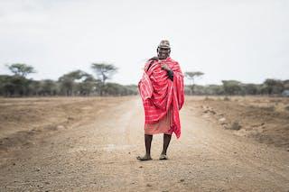 Swahili Chief Or Mkuu