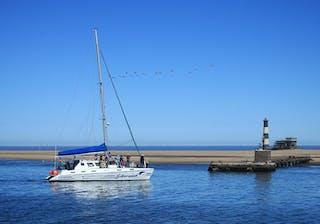 Swakopmund Catamaran 1