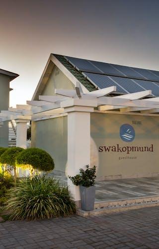 Swakopmund Guesthouse Exterior