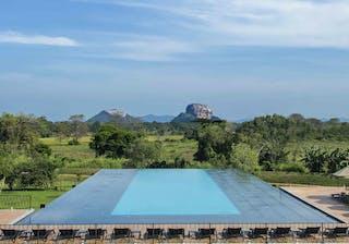 Swimming Pool At  Aliya  Resort And  Spa