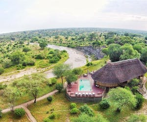Tarangire River Camp River View