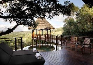 Thanda Safari Lodge Suite Deck