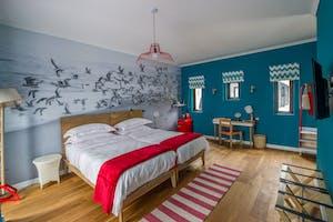 The Delight Swakopmund Bedroom