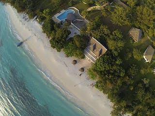 The Manta Resort Pemba Island Beach