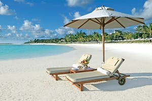 The Residence Maldives Sun Loungers