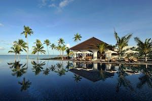 The  Residence  Zanzibar Infinity Pool 1