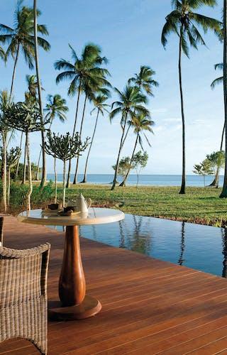 The Residence Zanzibar Villa Terrace