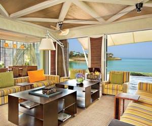 The Ritz Carlton Bahrain Seating Area