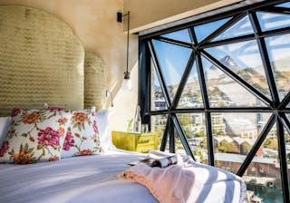 The Silo Bedroom Views