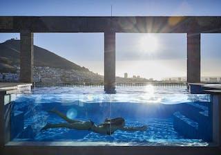 The Silo Swimming Pool