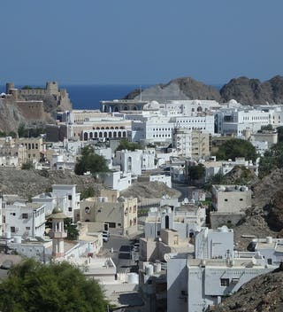 The City Of Muscat