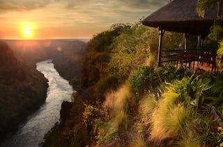 The Mighty Zambezi River