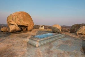 The Tomb Of Cecil John Rhodes Amalinda Lodge