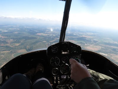 The View From The Cockpit