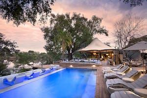 Thorntree River Lodge Swimming Pool