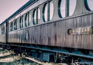 Train Exterior On The Stimela Star