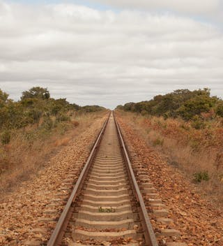 Train Journeys In Zimbabwe