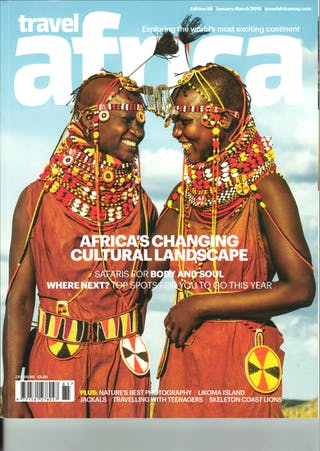 Travel Africa Magazine Jan 2019