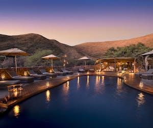 Tswalu Tarkuni Pool