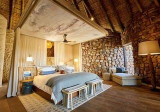Tswalu The Motse Bedroom